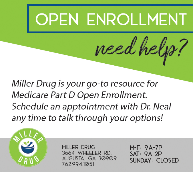 Open Enrollment card